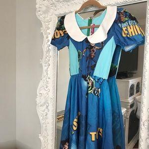 TOY STORY Disney Peter Pan Collar Dress